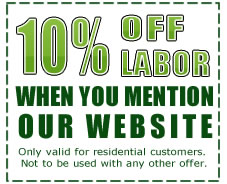 Michigan Plumber off coupon